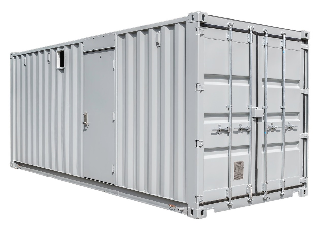 Modular Container Modification