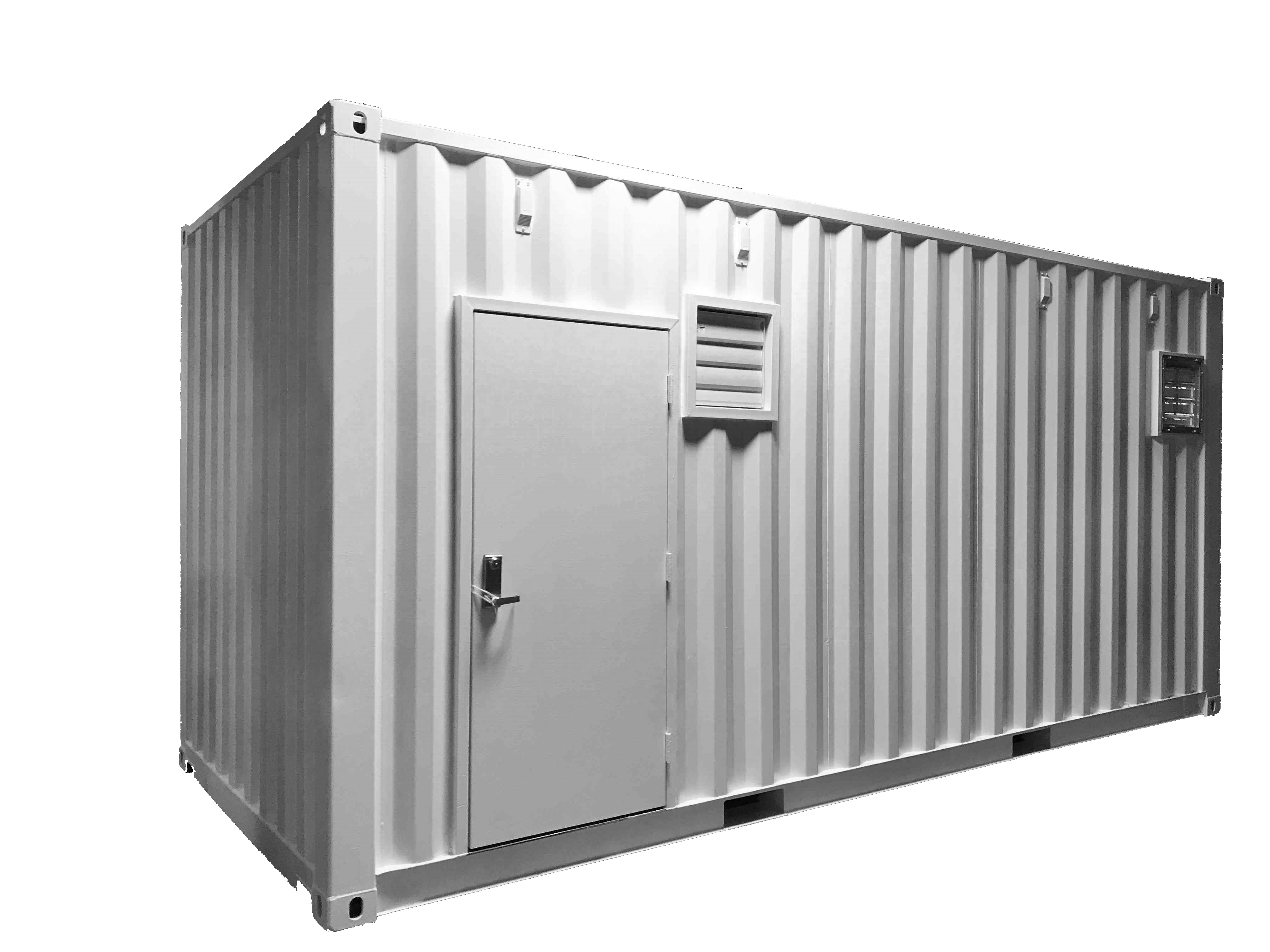 Modular Container White
